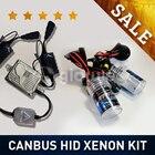 CANBUS HID XENON KIT 35W DC HEADLIGHT HID KIT SLIM BALLAST XENON Bulbs H1 H3 H7 H8/9/11 ALL COLORS 4300K 6000K GLOWTEC