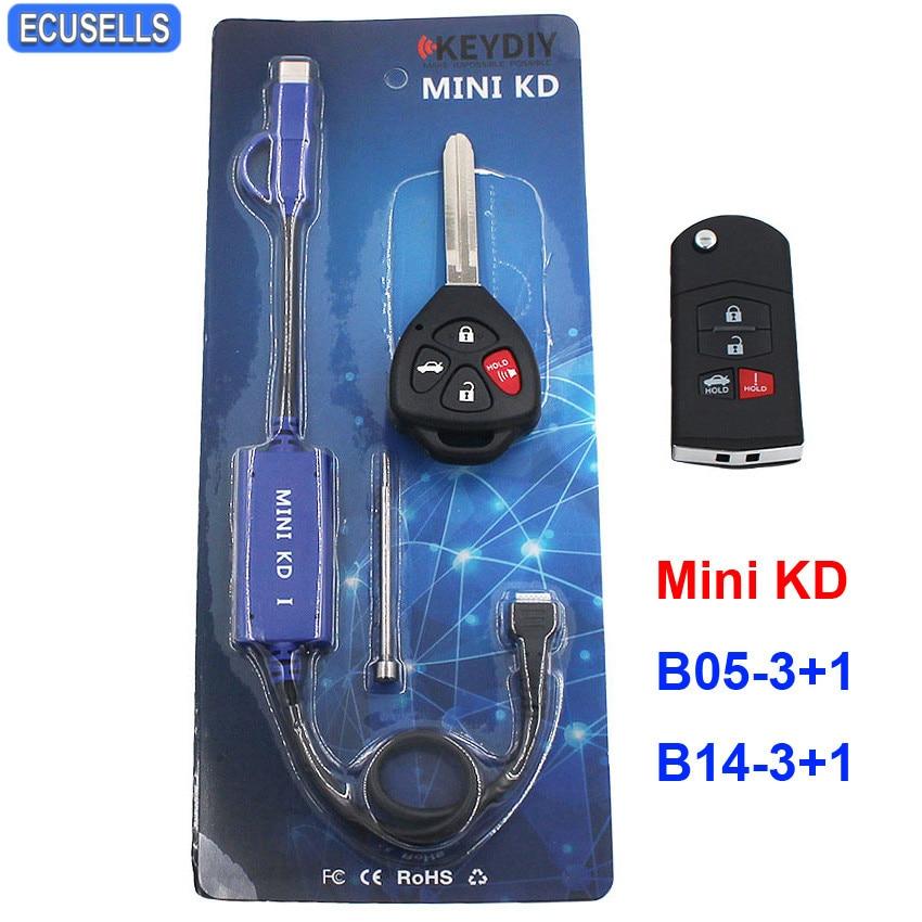 New Original Mini KD Remote Key Generator Remotes Support Android Auto Key Programming KD Remote Key
