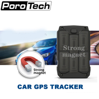 D1 5PCS/lot Strong Magnet GPS Tracker for truck car with 120 days standby 6000mah Waterproof tracking device GPS tracking
