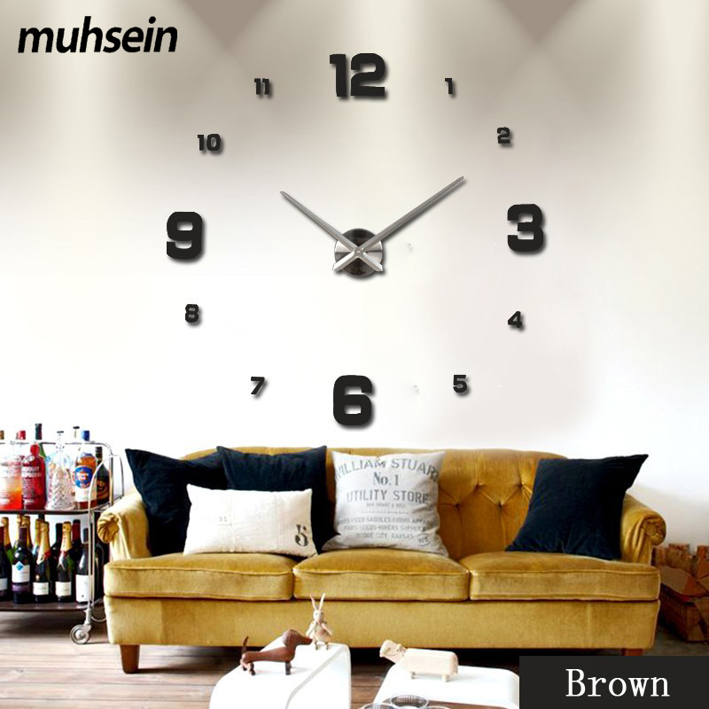 Large Decorative Wall Clock online get cheap wall clock black -aliexpress | alibaba group