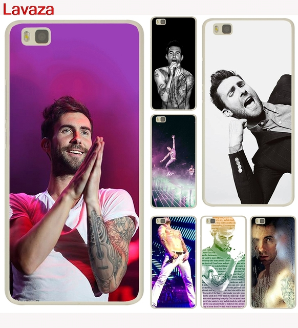 Lavaza Photos from Maroon 5 Hard Transparent Case for Huawei P6 7 P8 P9 P10 Lite Plus Honor 8 Lite 4C 4X G7