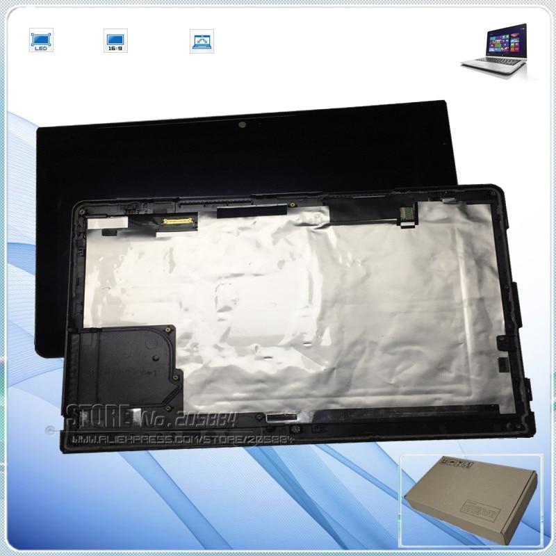 FOR Fujitsu Q704 Laptop Screen Screen Assembly IPS LP125WF1-SPD1 12.5 Inch