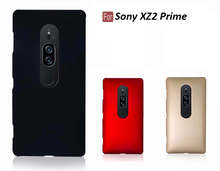xz2p Phone Cases Ultra Slim Hard Rubberized Matte Cover Case For Sony XZ2 Prime Cellphone new in stock