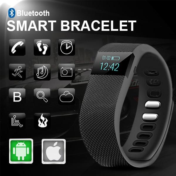 Hot Sale Smart Wristband TW 64 Activity Tracker Bluetooth 4.0 Smart Sports Brace