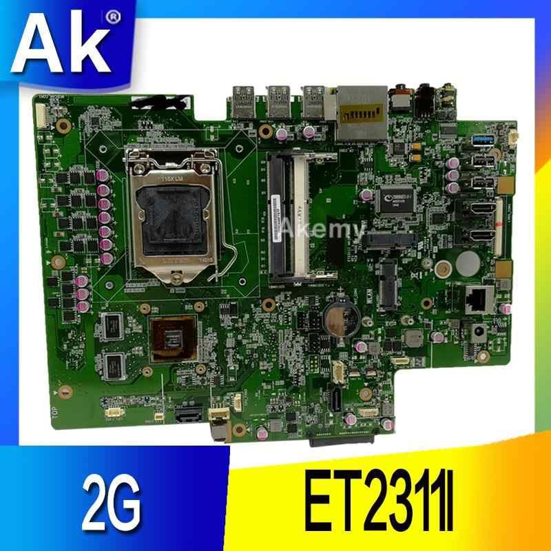 Ak All-In-Een ET2311I MAIN_BD Moederbord V2GB Voor Asus ET2311I ET2311 100% Test Ok Moederbord