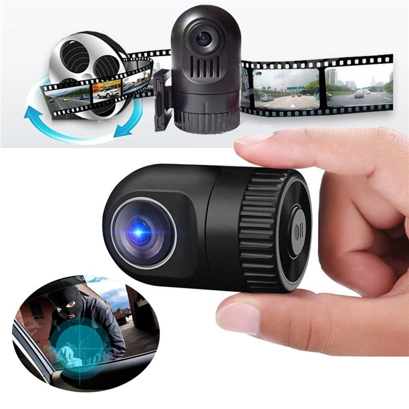 Mini 360 Degree Car 1080P DVR Camera Video Recorder Dash Cam Night Vision G-Sensor Camcorder 140 Degree 3