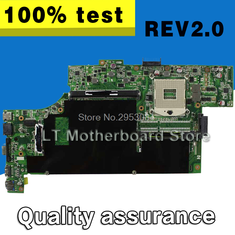 Motherboard For ASUS G53SW Laptop Motherboard System Board Main Board Mainboard Card Logic Board Tested Well S-4