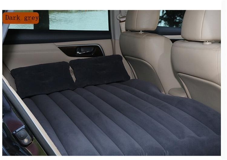 avtomobil potovanje napihljivi zračni blazini hrbtni sedež - Dodatki za notranjost avtomobila - Fotografija 3