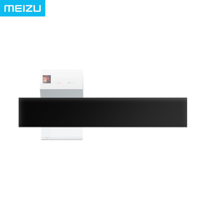 Meizu Gravity Speaker WIFI 20W Subwoofer 2.0 Channel Bluetooth 4.1 Suspension display 3.0 inch