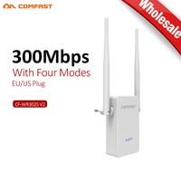 COMFAST 50 шт. CF WR302S Беспроводной WI FI повторителя 300 Мбит/с WI FI усилитель сигнала extender домашнего использования маршрутизатор wi fi Booster 802.11N/ b/G