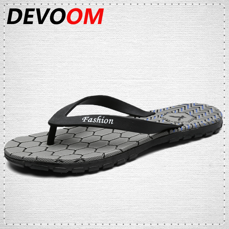 c7c8eab338b55a Buy DEVOOM Summer Flip Flops Mens 2017 New Fashion Eagle Slippers Casual  Beach Sandals For Men Shoes Male Footwear Sapatos masculino Online