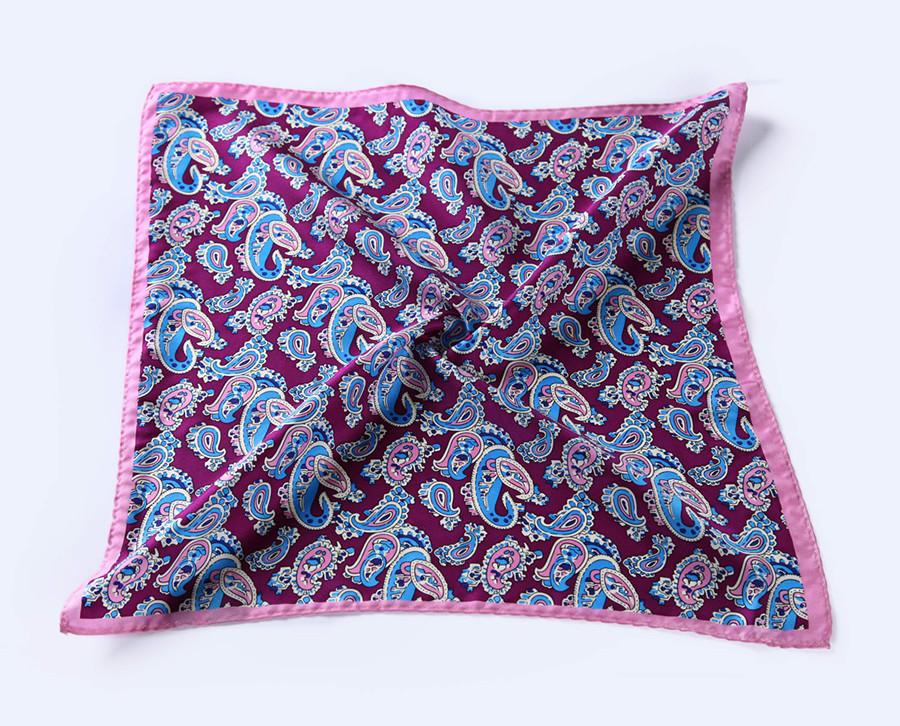 New-N303 HN30P1)  Purple Pink Paisley 41cm (5)
