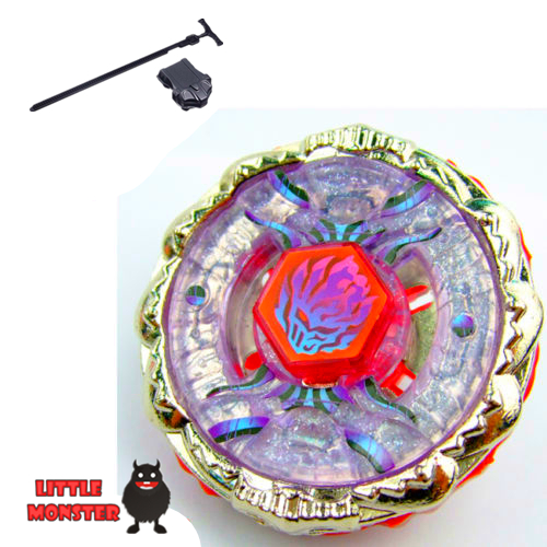 1pcs Beyblade Metal Fusion 4D set FUSION HADES AD145SWD BB123 kids game toys children Christmas gift