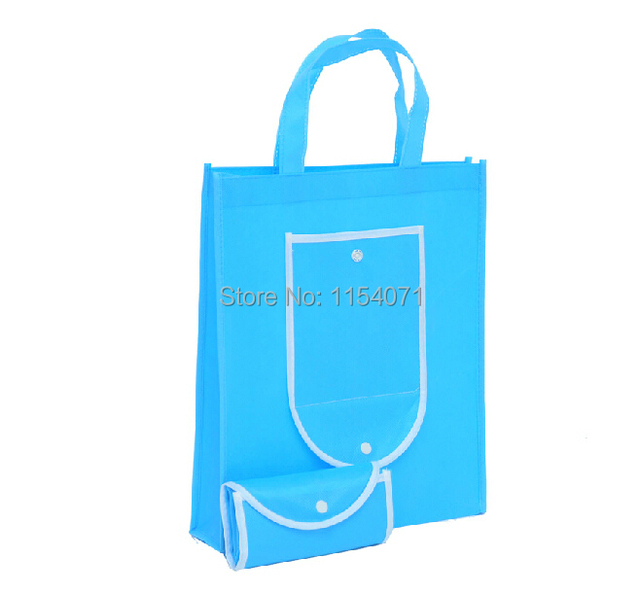 non woven women handbags customized promotional non woven shopping bags  with custom logo 100pcs lot Free Shipping made in china 49684c497e