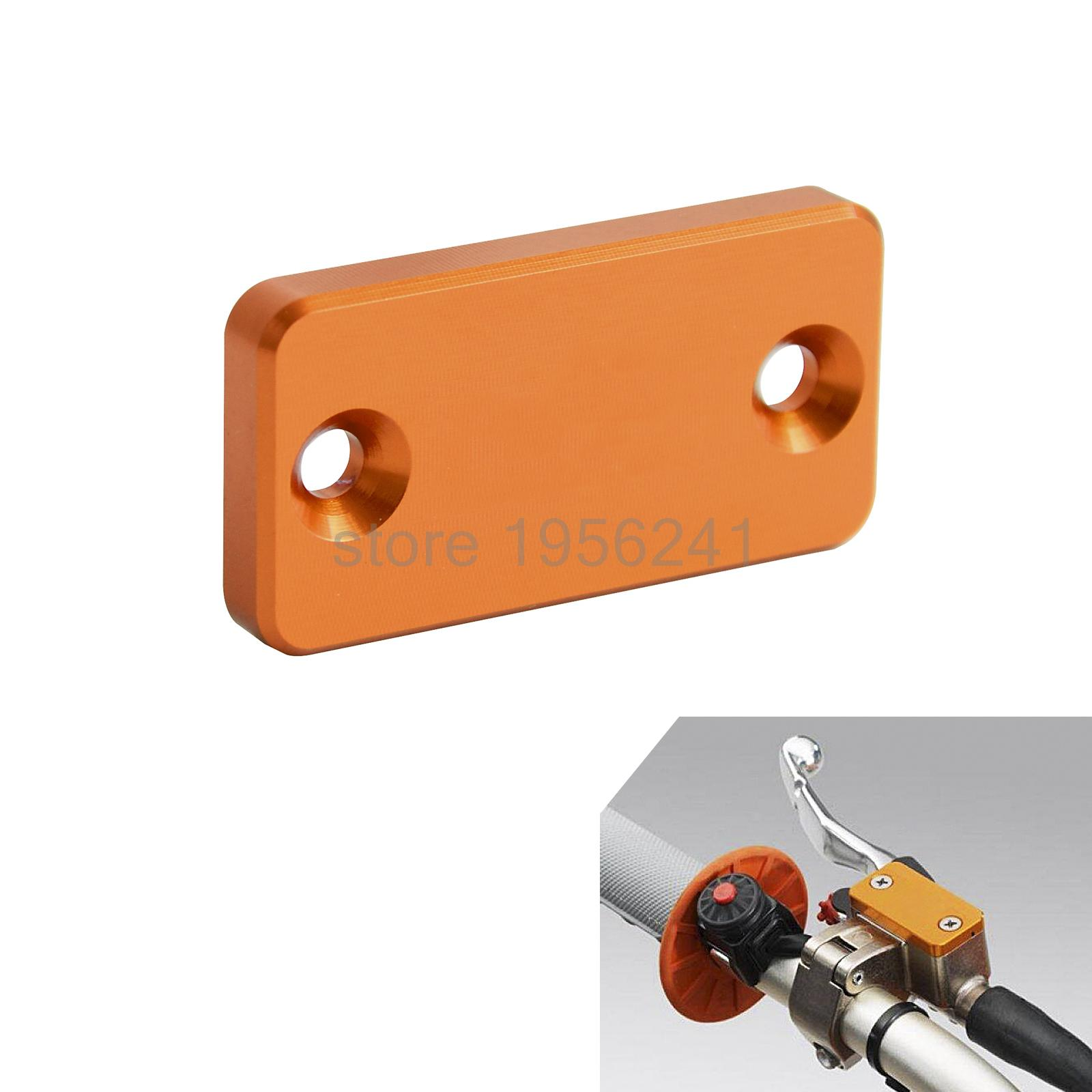 Motorcycle CNC Clutch Master Cylinder Reservoir Cover For KTM 690 950 990 Adventure ABS