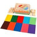 Frete grátis para Crianças aprender aritmética matemática didáctico, crianças Early Learning Brinquedos figuras de Formação Matemática