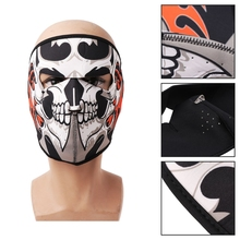 1PC Windproof Full Face Mask Winter Snowboard Ski For Ride Bike Motorcycle