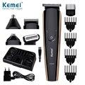 8 в 1 машинка для стрижки волос многофункциональная машинка для стрижки волос с 5 гребнями перезаряжаемая электробритва мощный триммер для в...