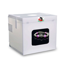 Photo Studio Photography LED Lighting Box diffusers Soft Light Box Photo studio video softbox lighting kit LED light box CD50