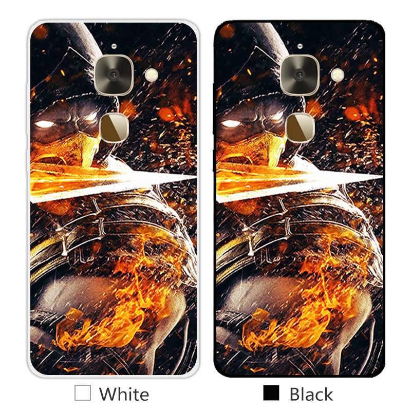 حافظة لينة من البولي يوريثان لهواتف Letv Le 2 Pro X527 X620 غطاء سيليكون 5.5 بوصة لهواتف LeEco Le Eco S3 حافظة هاتف خلفية بتصميم جميل