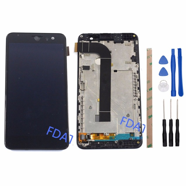 For Wileyfox Swift LCD Display+Touch Screen With Frame 5.0inch Smartphone Screen Digitizer Assembly Repair Parts With Free Tools