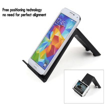 Hot Selling For Samsung Galaxy S6 / S6 Edge Qi Wireless Charger Charging Dock Gift 1pcs Dec 1