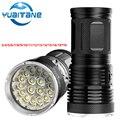 72000 люменов самый мощный светодиодный фонарик 3to18 * T6 светодиодный Наружный свет водонепроницаемый фонарик для кемпинга 18650