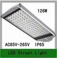 De rua / estrada lâmpada 126 W AC110V / 220 V 126 LEDS E40 branco quente / frio branco lâmpada ao ar livre 2 pçs/lote