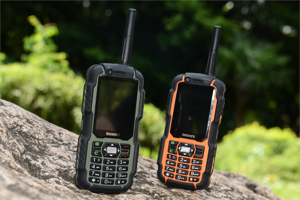 bilder für IP67 Robuste Wasserdichte Handystoßfest Walkie Talkie PTT A12 LCD GSM Senior alte mann handy Dual sim S6 sonim