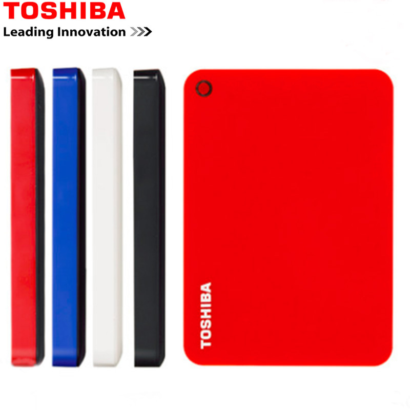 Toshiba HDD External Hard Drive Disk HD 2.5 USB 3.0 3TB 2TB 1TB Externo Disco Duro Externo Hard Drive Desktop Laptop Encryption
