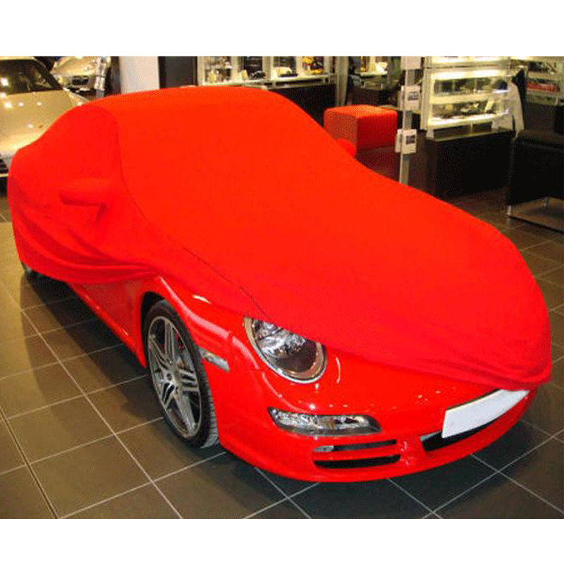 Custom Fit Car Covers For Porsche Carrera Roadster Indoor Dustproof - Show car cover