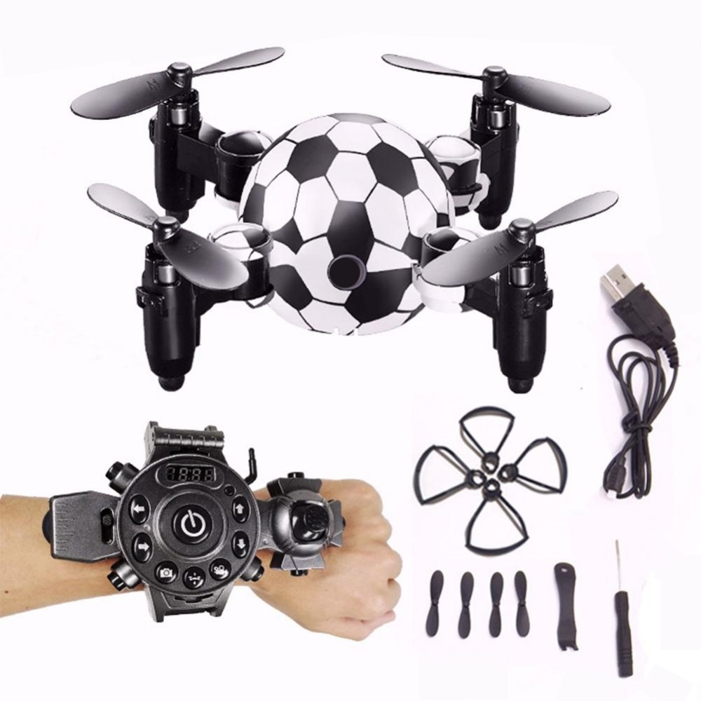 DH-880 DH880 RC Drone Mini Folding Drone for Football game 2018 Remote Control Quadcopter Micro Mini Aerocraft Helicopter D20