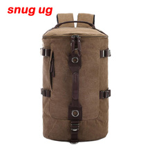 2017 New Fashion Canvas Men's Travel bag Luggage Bag Travel Backpack canvas men's Duffle bag overnight weekend bag Shoulder Tote