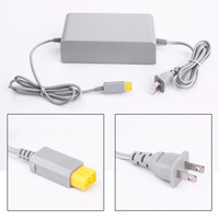 US Plug 100-240 V DC 15 V 5A Casa Della Parete Alimentazione AC Charger Cavo Adattatore per Nintendo Wii U WiiU Console