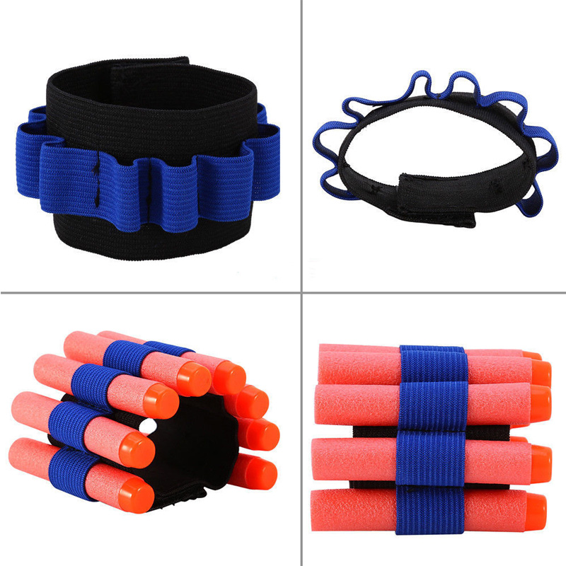 1PCS-Carrier-Bullet-Pouch-Wrist-Tactical-Cuff-Bracer-Wrist-Support-Wrister-Kids-Toy-Foam-Bullet-For-Nerf-4