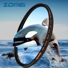 ZOMEI Ultra HD Circular Polarizing Filter Multi Coated SCHOTT Glass for Sony Canon Camera CPL Filter 52/55/58/62/67/72/77/82mm