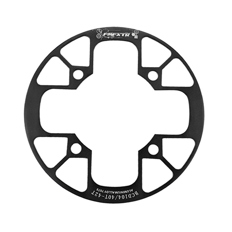 Bicycle Sprocket Wheel Mountain Bike Sprocket Wheel Protection Bike Tooth Guard Plate Cog MTB Single Disk