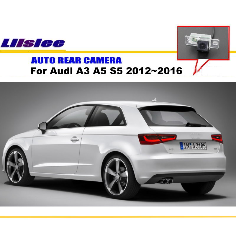 Liislee Reverse Parking Back Camera For Audi A3 A5 S5 2012