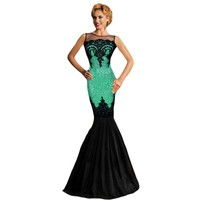 2017 HOT SALE Women's Elegant Long Summer Fall Maxi Women Formal Dress Size M L Yllow Black Green White Purple