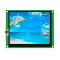 DMT64480C056_01W DMT64480C056_01WN/T 5.6 inch DWIN DGUS serial screen touch screen LCD industrial control screen