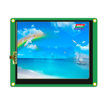 DMT64480C056_01W DMT64480C056_01WN/T 5.6 inch DWIN DGUS serial screen touch screen LCD industrial control screen
