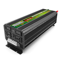 solar power inverter 5000W modify sine wave inverter