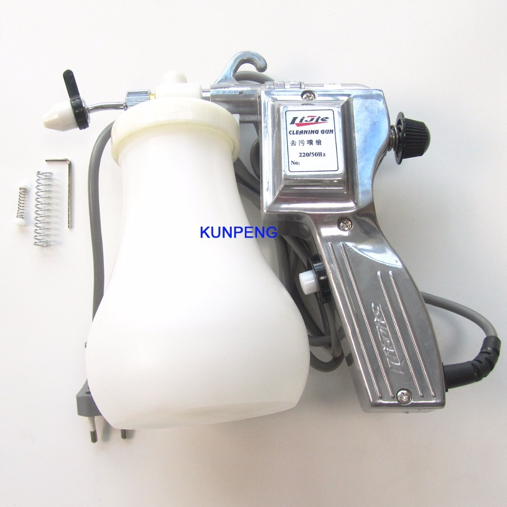 New Textile Spot Cleaning Gun For Screen Printers 220 Volt #KP-170A 220VNew Textile Spot Cleaning Gun For Screen Printers 220 Volt #KP-170A 220V