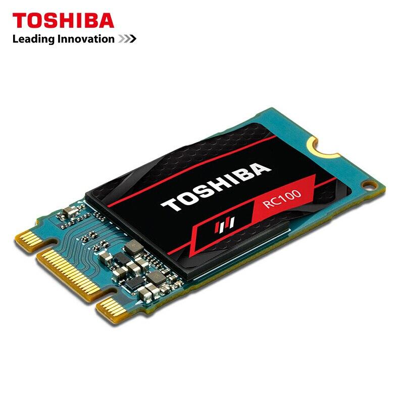 TOSHIBA NVMe 120 GB M.2 2242 disque dur à semi-conducteurs 240 GB M.2 2242 PCIe 3.0*2 SSD interne pour ordinateur portable SSD de bureau 120 gb