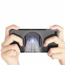Игровой мобильный телефон кулер держатель Mute геймпад шутер радиатор теплоотвод Стенд Портативный игровой охлаждающий вентилятор Универсальный