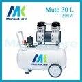 Manka Importa-30L 1500 W Dental Compresor De Aire/Impresión en el Tanque/Cámara A Prueba de Herrumbre/Silent/aceite de Menos/Sin Aceite,/Máquina De Compresión