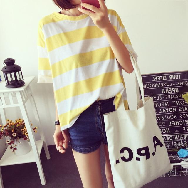 Mode Sistina t-shirt harajuku ulzzang tumblr t-shirt femmes t-shirt kawaii JD96