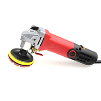 800W Electric Grinder working with Wet Polishing Pads for Stone Marble Granite Ceramic Tile Polishing