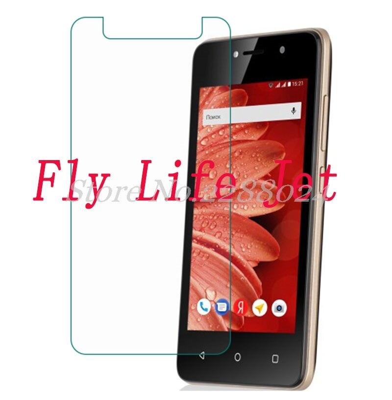 Купить Смартфон 9 H закаленное стекло для Fly Life Jet glass Взрывозащищенная защитная пленка защитная крышка для телефона на Алиэкспресс