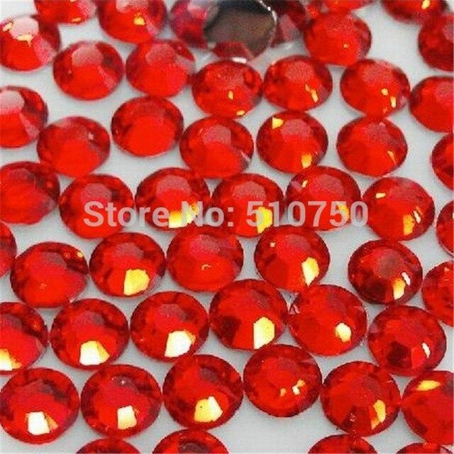 Siam 3D Nail Art Rhinestones 1440p 2.8mm SS10 Crystal Top Quality Nail  Jewelry Accessories Nail Tips Glitter DIY Beads 7a2cf4f6c90e